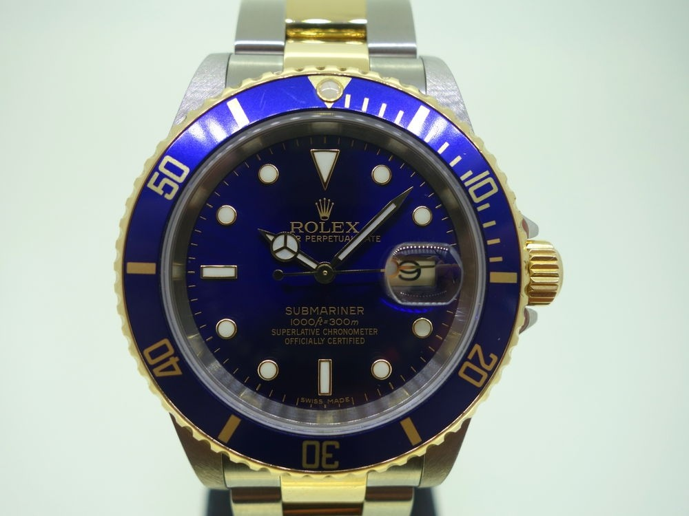 Rolex Submariner Date Two Tone