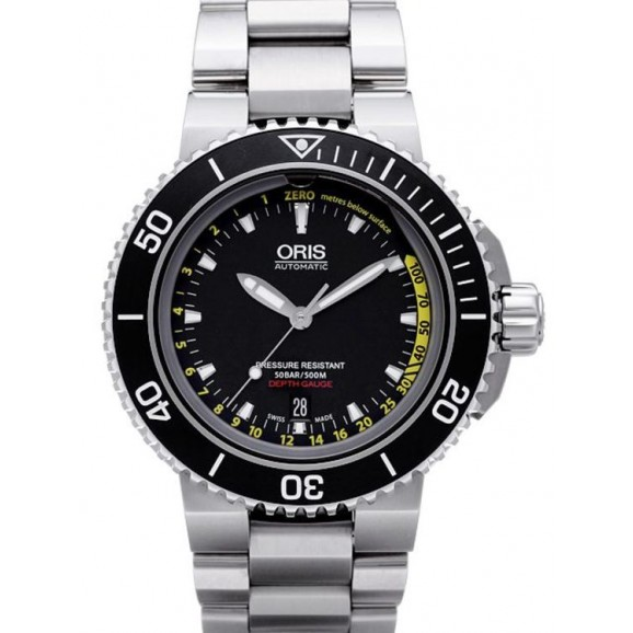 Oris Depth Gauge