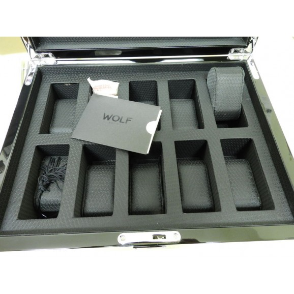 WOLF Savoy 10 Watch Box