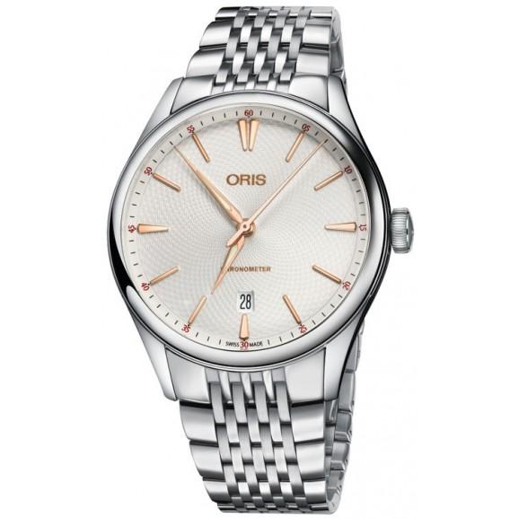 Oris Aquis Chronometer