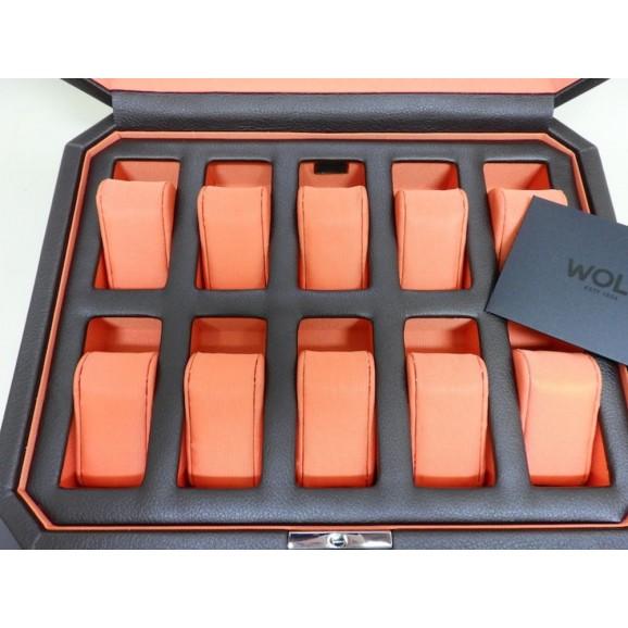 WOLF Windsor 10P Watch Box
