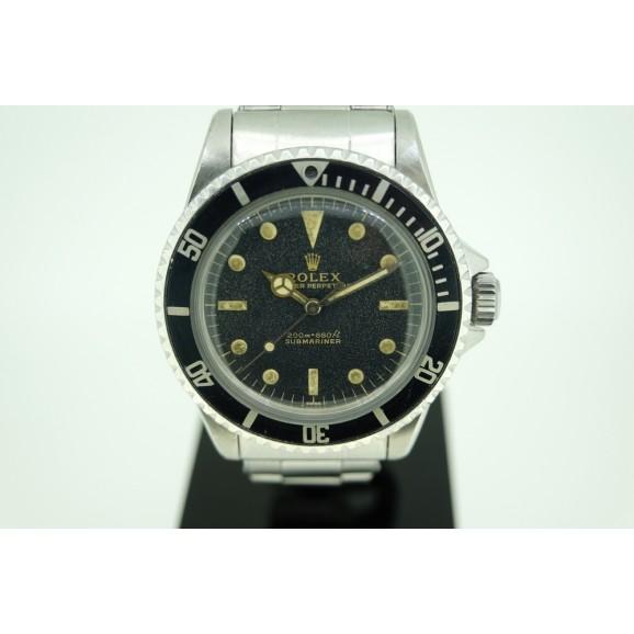 Rolex 5513 gilt underline pcg