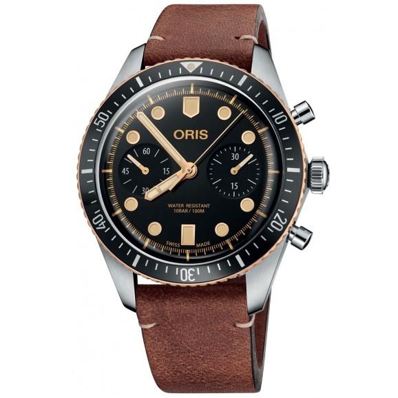 Oris Divers 65 Chronograph
