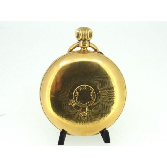Rotherhams Full Hunter Pocket Watch