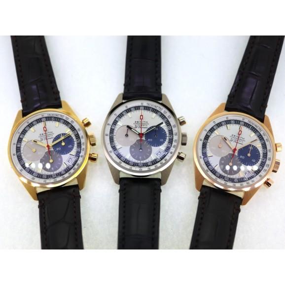 Zenith El Primero A386 Revival Limited Edition 3 watch set