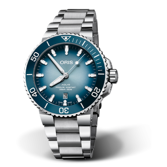 Oris Lake Baikai Limited Edition