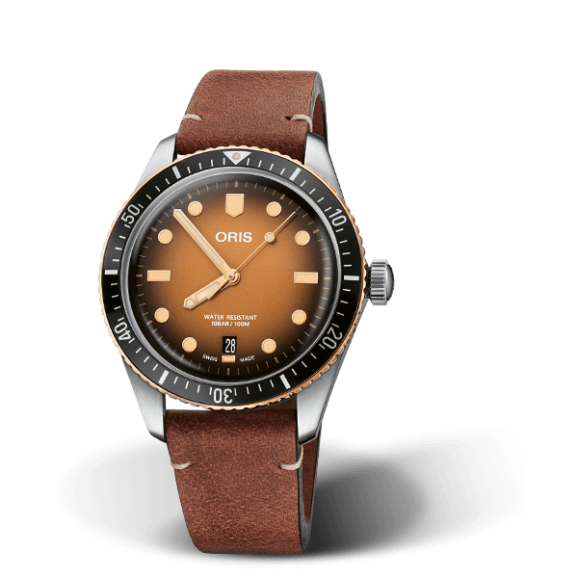 ORIS Sixty-Five Divers