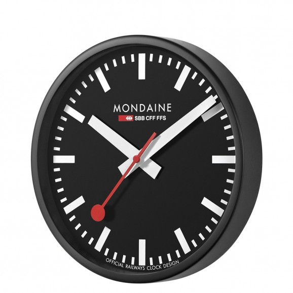 Mondaine Wall Clock (250mm)