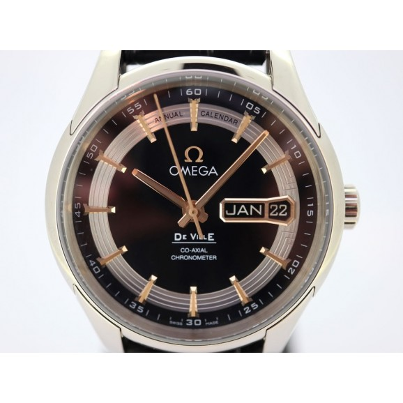 Omega Deville Hour Vision Annual Calendar Limited Edition