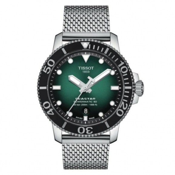 Tissot Seastar Powermatic 80