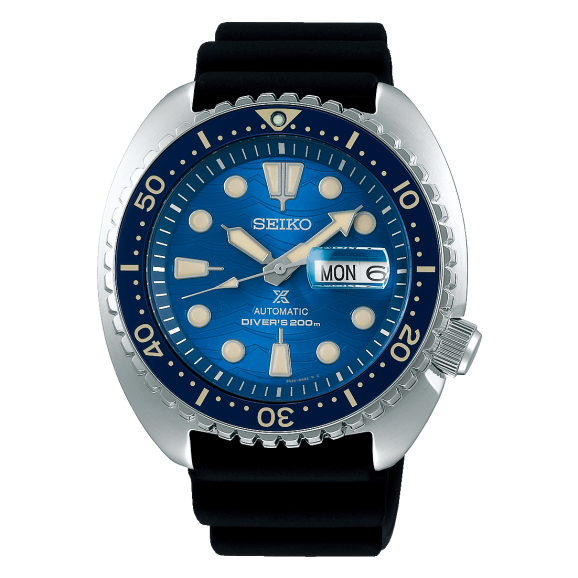 """Seiko Prospex Limited Edition """"SAVE THE OCEAN"""""""